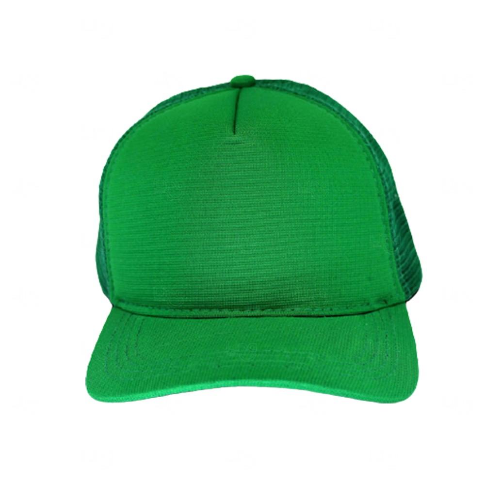 Boné Trucker Personalizado uma Cor Verde