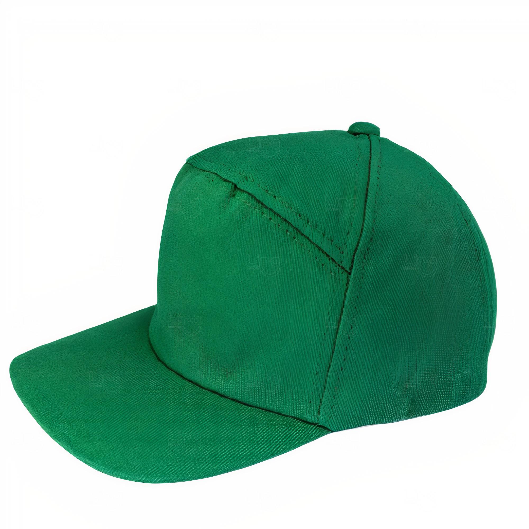 Boné Personalizado Francês / Oxford Verde